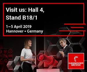 SUZZI at HannoverMesse 2019