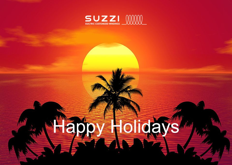 Suzzi Happy Holidays