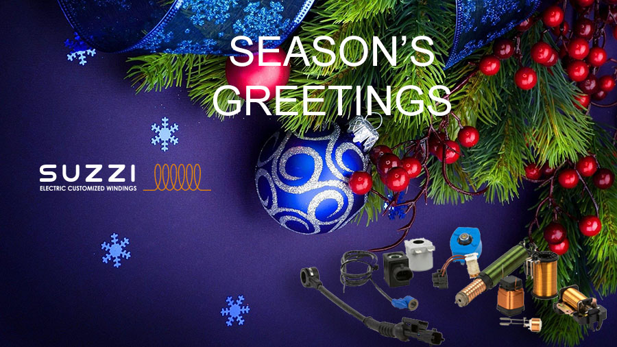 Suzzi Seasons greetings 2019